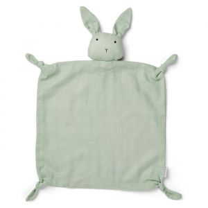 Knuffeldoek Agnete Rabbit dusty mint Liewood