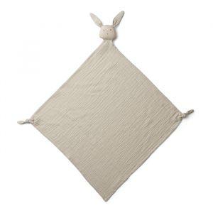 Knuffeldoek Robbie Rabbit sandy (60x60cm) Liewood