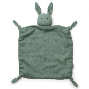 Knuffeldoek Agnete Rabbit peppermint Liewood