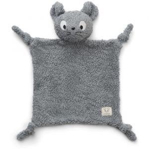 Knuffeldoek Lotte Mouse blue fog Liewood