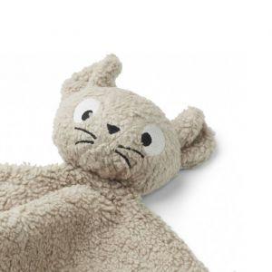 Knuffeldoek Lotte Mouse pale grey Liewood