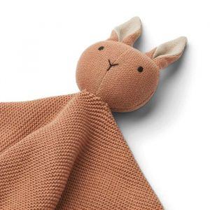 Knuffeldoek Milo Rabbit tuscany rose Liewood