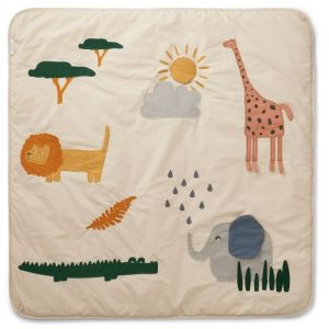 Speelkleed Glenn Safari sandy mix Liewood