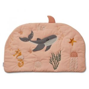 Speelkleed Sofie Sea creature rose mix Liewood