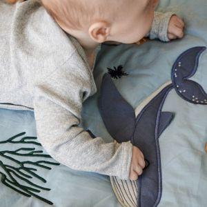 Speelkleed Sofie Sea Creature blue mix Liewood