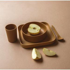 Bamboo serviesset Aiko mustard Liewood