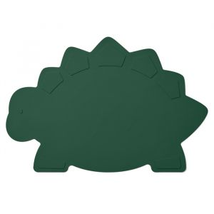 Siliconen placemat Tracy Dino garden green Liewood