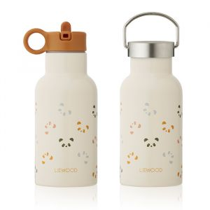 Water- en thermosfles Anker Panda sandy multi mix Liewood