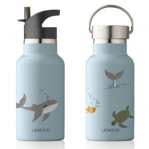 Water- en thermosfles Anker Dino Sea Creature Liewood