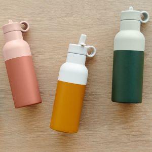 Water- en thermosfles Neo mustard/sandy mix (500ml) Liewood