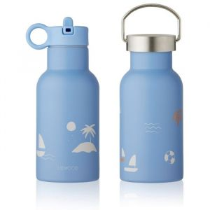 Water- en thermosfles Anker Seaside sky blue Liewood