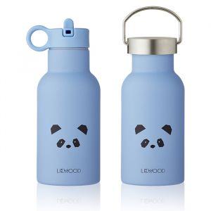 Water- en thermosfles Anker Panda sky blue Liewood