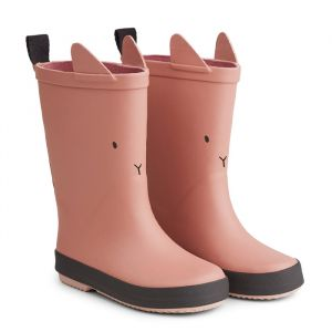 Regenlaarsjes Rio Rabbit dark rose Liewood