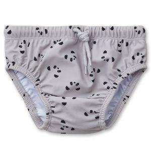 Baby zwembroek Frej Panda dumbo grey Liewood