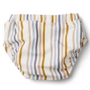Baby zwembroek Frej Stripe multi Liewood