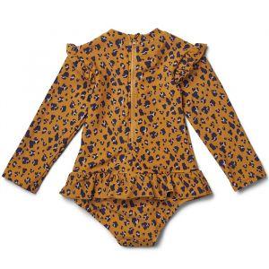 Badpak Sille Mini leo/mustard Liewood