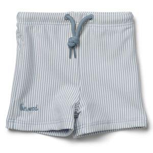 Zwembroek Otto Stripe sea blue/white Liewood