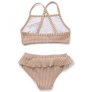 Bikini Norma Stripe tuscany rose/sandy Liewood