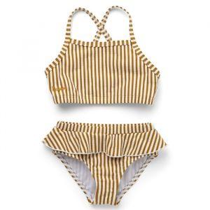 Bikini Norma Stripe mustardwhite Liewood