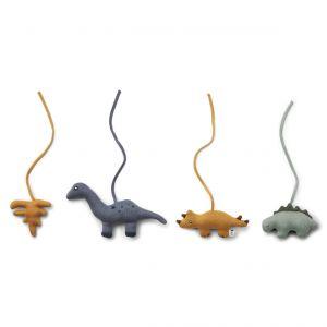 Babygym speeltjes Gio Dino mix (3st) Liewood