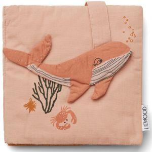 Activiteitenboekje Sammy Sea Creature rose mix Liewood