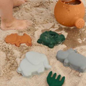 Strand- en tuinset Florence Safari sandy mix Liewood