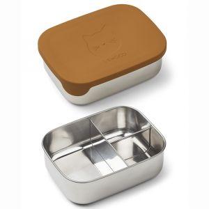 Lunchbox Arthur Cat mustard Liewood