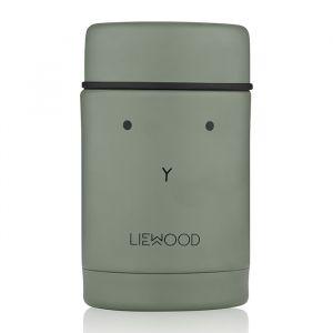 Food jar Nadja Rabbit faune green Liewood