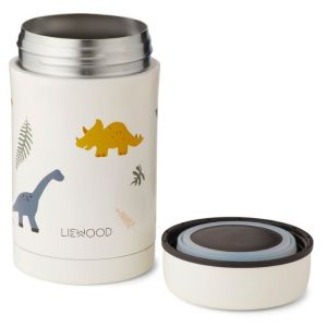 Food jar Bernard Dino mix (500ml) Liewood