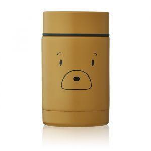 Food jar Nadja Mr bear golden caramel Liewood