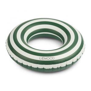 Zwemband Baloo Stripe garden green/creme Liewood