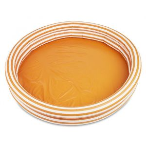 Zwembad Savannah Stripe mustard/creme (150cm) Liewood