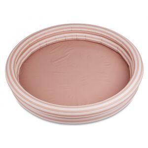 Zwembad Savannah Stripe rose/creme (150cm) Liewood