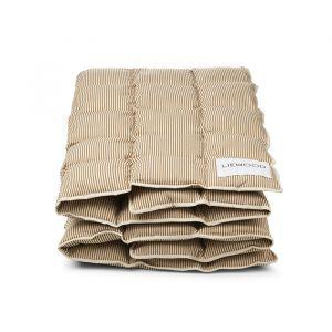 Dekbed Jalle Stripe Sandy/oat Liewood