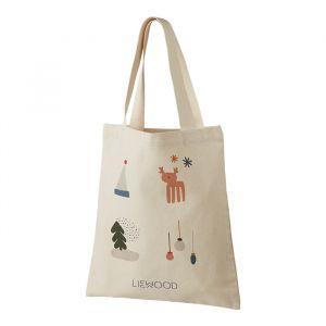 Liewood shopper Holiday mix