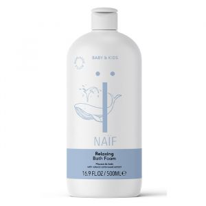 Relaxing Bath Foam 500ml Naïf