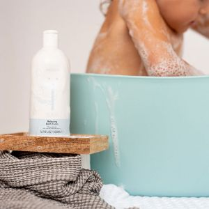 Relaxing Bath Foam 500ml Naïf