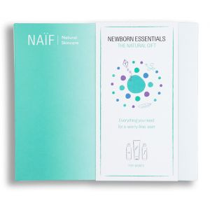 Newborn Essentials Gift Box (3st) Naïf