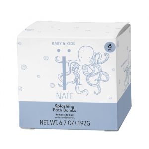 Splashing Bath Bombs (8st) Naïf