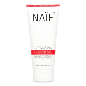 Reinigende wasgel 200ml (Grown Ups) Naïf