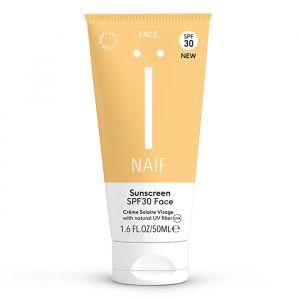 Sunscreen Face SPF30 (Grown Ups) Naïf
