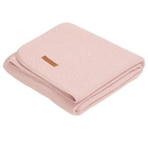 Zomerdeken ledikant Pure Pink Little Dutch