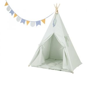 Wigwam Tipi speeltent mint Little Dutch