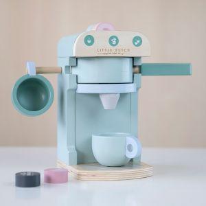 Houten koffiezetapparaat Little Dutch