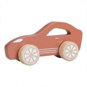 Houten sportauto Little Dutch