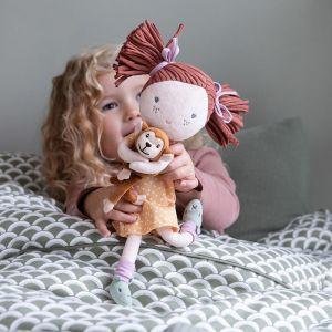 Knuffelpop Sophia (35cm) Little Dutch
