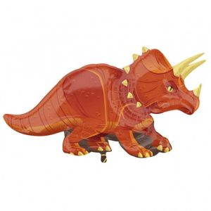 Folieballon Triceratops