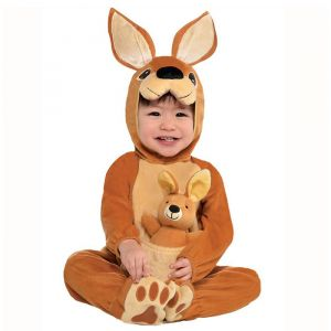 Kangoeroe Joey jumpsuit (1-2 jaar)