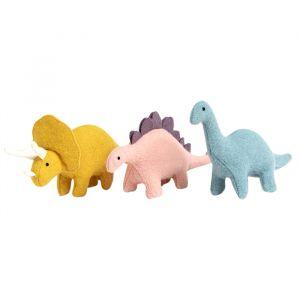 Holdie Dinosaurs set (3st) Olli Ella