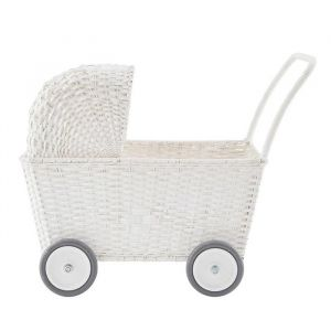Poppenwagen Strolley wit Olli Ella